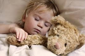 Bébé dort