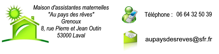 Assistante Maternelle Laval